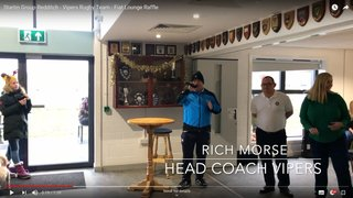 A short Video of the draw last Sunday