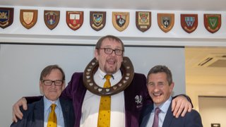 End of season dinner 2018/2019 pictures published!