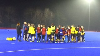 Huge numbers at training ahead of Suffolk Cup this weekend.