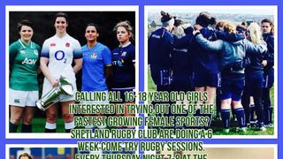 GIRLS 16-18 YEARS - COME AND TRY SESSIONS