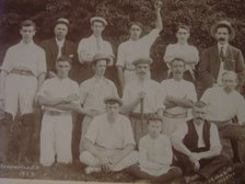 About the History of the Thrumpton Cricket Club