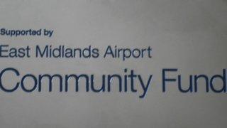 East Midlands Airport Community Fund visit