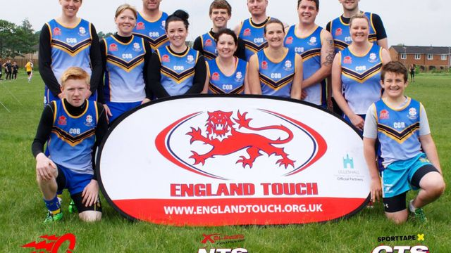 Open Age Mixed Touch Rugby