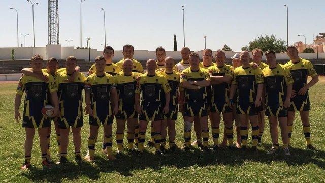 A Team (Mens Open Age)