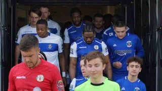 Grays Ath Youth U15 White Mascot Day