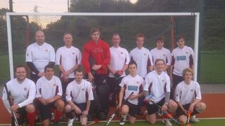 3rd XI v Plymouth Uni B 20/10/2012