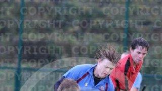 1st XI v North Devon 10/11/2012