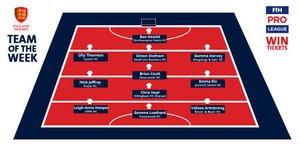 England Hockey Team of the Week