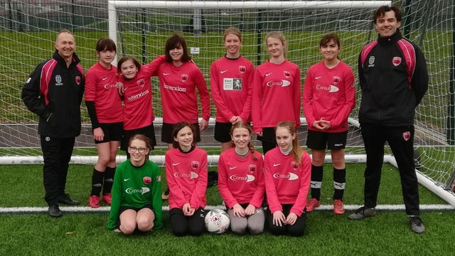 U14 Girls KGLFL