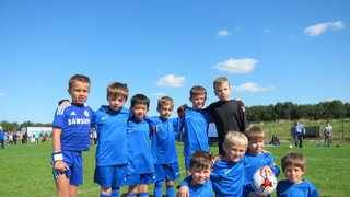 U8 Blues travel to Whittlesey