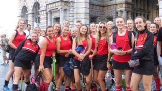 Ladies 1s in Irish Senior Cup semi final