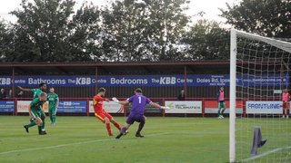 Marketmen Draw First Home Game In Tight Contest