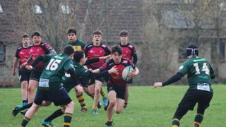 A fourth win in five games for Yatton's U15s