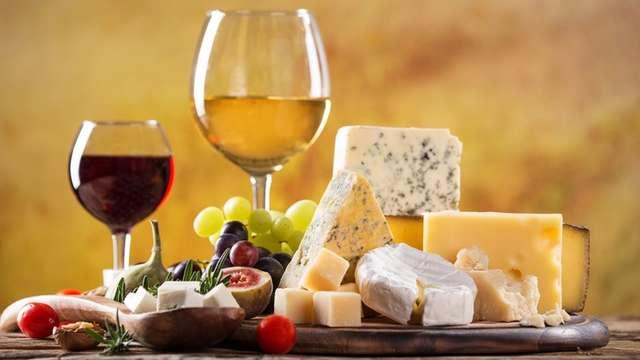 Wine & Cheese tasting evening