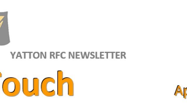 In Touch - Yatton RFC News