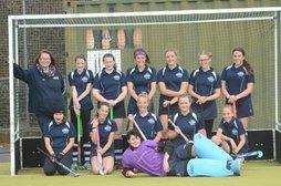 U16 womens v New Forest (away)