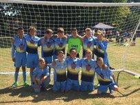 Under 12 Kestrels Sunday Team