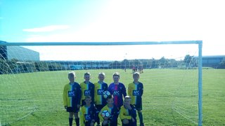 Under 11 Saturday Team