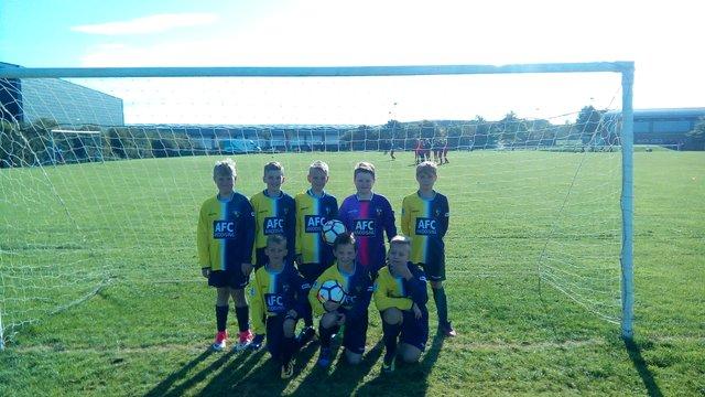 Under 11 Saturday Team