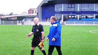 Aveley FC U14 EJA v Woodford Town