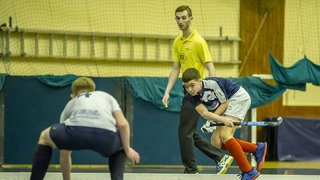 Scottish U18 Indoor Hockey Champion