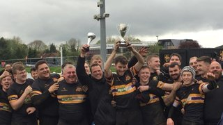 Old Cats 2nd Win the League Cup!