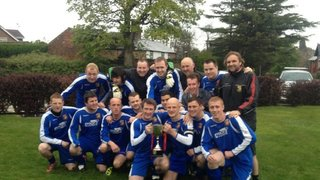 CHIRK AAA RESERVES 2011/2012 CHAMPIONS