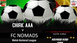 CHIRK AAA RES v FC NOMADS RES