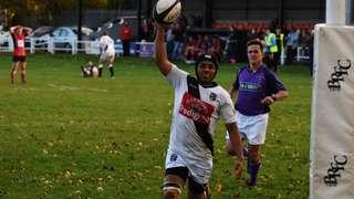 Burton v Hereford 14th Oct 17