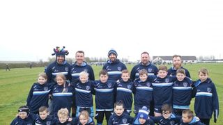 St Neots RUFC say a big thanks to Marshalls for sponsorship