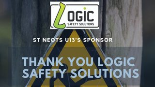 St Neots RUFC would like to thank Logic Safety Solutions for their sponsorship of the U13's team