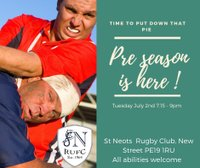 Join St Neots Rugby Club Now!