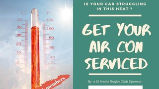 GET YOUR AIR CON SERVICED