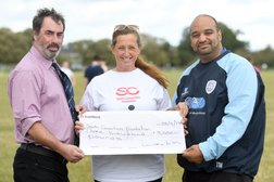 Club members help raise an amazing amount for Charity