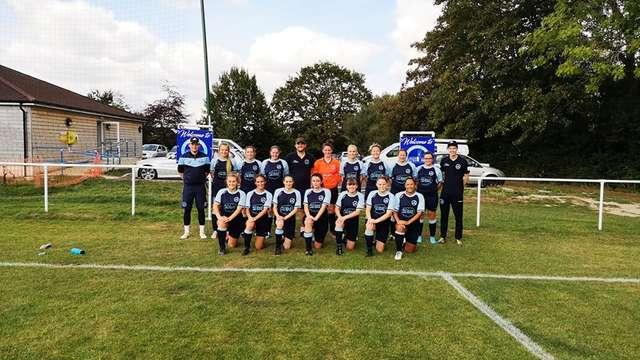 Ilminster Town Ladies 1st Team
