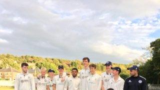 Oldfield Cup U17 Final Winners