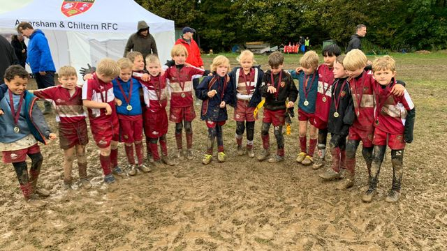 A&C Festival 2019 - Mud, mud, glorious mud!