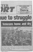 JUNE 1993 - LIVERPOOL ST HELEN  VETERANS COMPETITION WINNERS