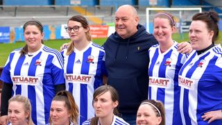 Nuneaton Borough Ladies