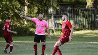 Nuneaton Borough Under 18's 3-3 Ambleside (05/07/2019)