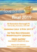 LOVE ISLAND 2019: Watch the Final at the Boro'!