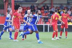 MATCH REPORT: Banbury United 1-1 Nuneaton Borough