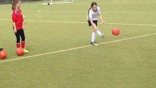 Watford FC U12 Girls Day out 2014
