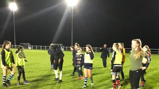 Wymondham RFC youth girls section growing at an extraordinary rate