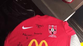 McDonalds Sponsorship for TFC teams !