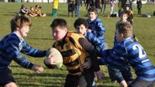 Hinckley Under 12's maintain unbeaten home recored with Victory over Syston.