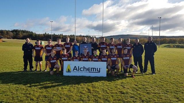 Deeside Rugby Under 16s