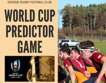 DRFC World Cup Predictor Game
