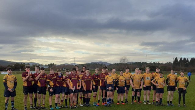 Deeside Rugby Under 15s
