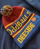 DRFC Oddballs Bobble Hats - order yours now!